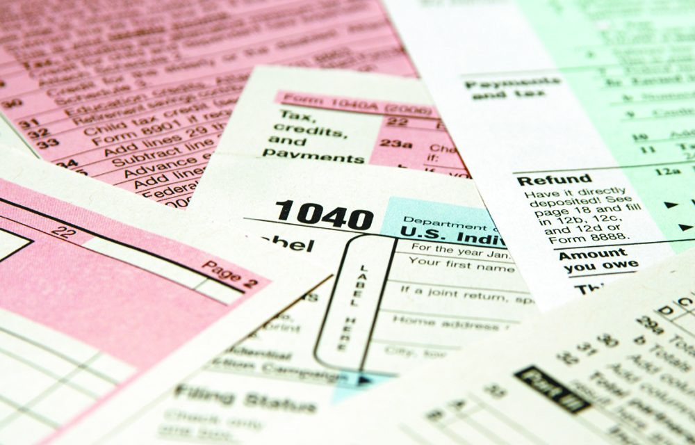If you filed an extension for tax returns, get busy now