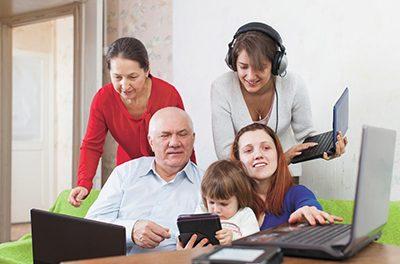 Intergenerational programs bridge gap between young and old