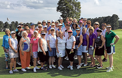 Women's Golf Day marked internationally June 6