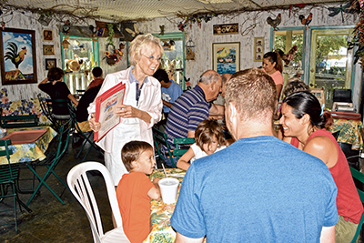 Signe's Cafe still making friends after 45 years on Hilton Head