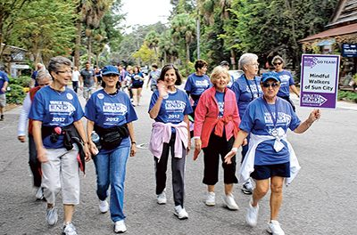 Understand more about Alzheimer's, and walk to end it