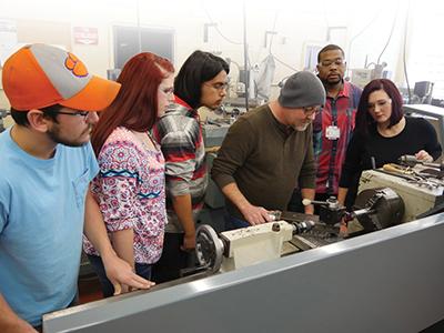 Federal funding propels apprentice program in tech schools