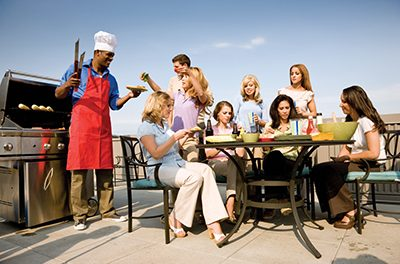 Tailgating grill tips to help fight cancer, eat healthier