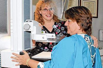 Mammograms become more valuable with age