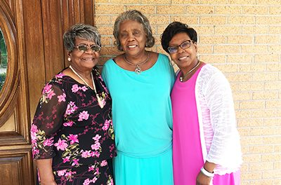 Lunch, worship offer hope for those with breast cancer