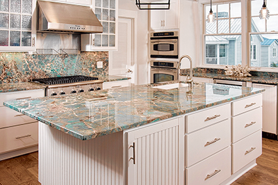 New countertops make for happier holidays