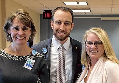 Beaufort Memorial again earns recognition for nursing