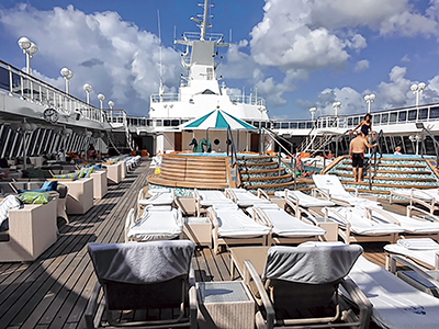 Cruising the high seas a lovely option for winter travel