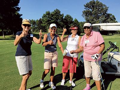 LPGA 101 teaches women, helps grow game of golf