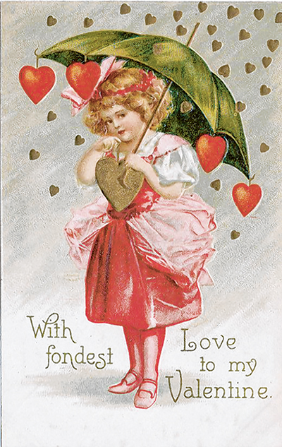 Valentines: Enduring tokens of love are very collectible