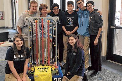 Beach Biotics team wins first place in international contest