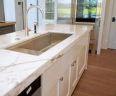 Five top trends for kitchen countertops
