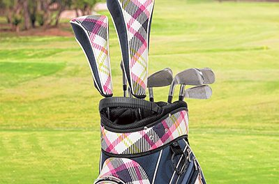 Succumb to tartan's sway this spring:Plaid is in