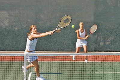 Paradox of tennis: No. 1 easiest yet hardest task