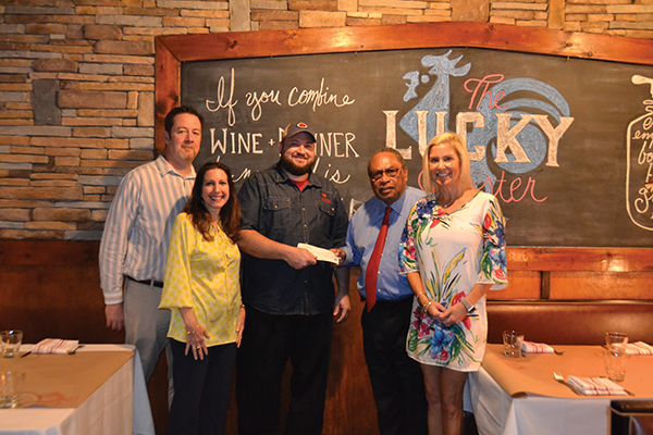 Chefs' Super Bowl rivalry leads to donation for VIM
