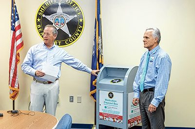 Hospital, Sheriff's office team up to fight drug abuse