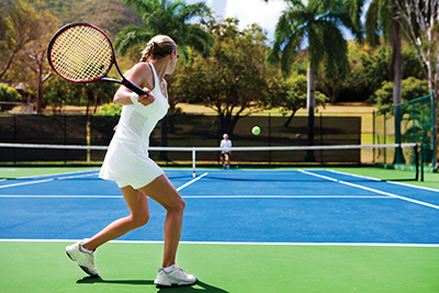 Finding your perfect strike point – your tennis DNA