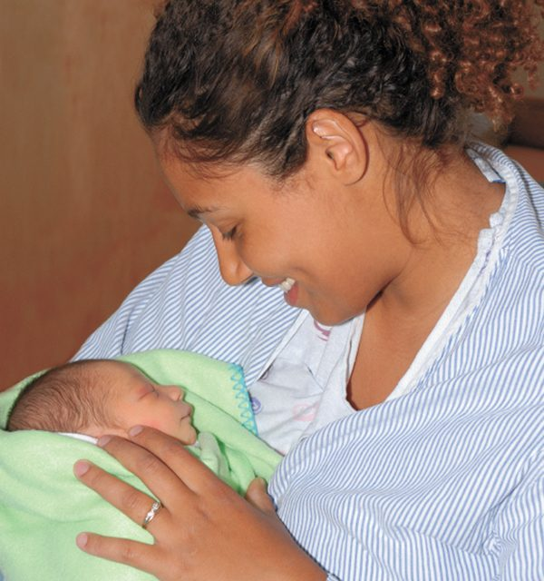Answers to common questions about breastfeeding