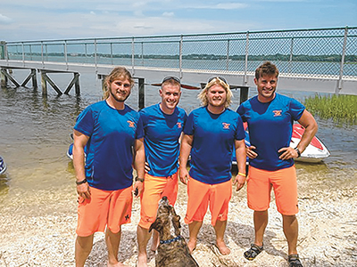 Watersports owner buys marina for base of operations