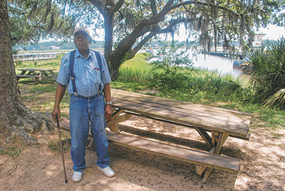 Early Gullah culture embedded in island history