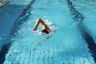 Efficiency comes from more than swimming laps