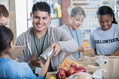 Volunteering important,  beneficial for all parties