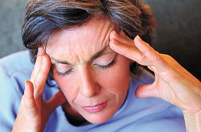 Are your headaches caused by eyestrain?
