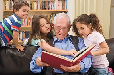 Leveraging income tax deferral great tool for grandchildren