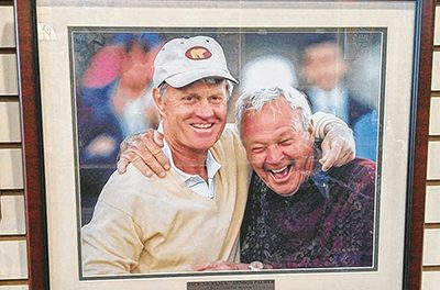 Golf's royalty provides a source of fond memories