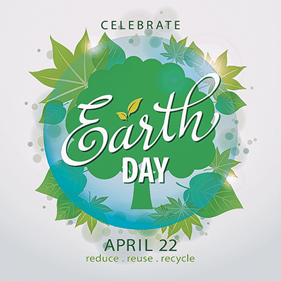 Celebrate Earth Day, conserve water by eating more plants