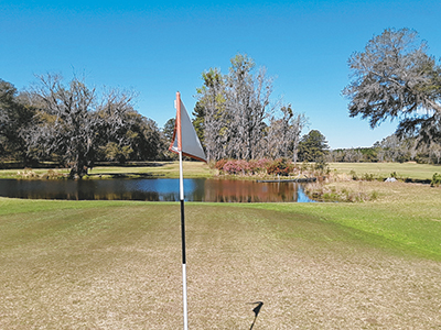 Take some time to experience, enjoy golf in the country