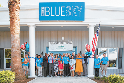 Blue Sky hemp processing plant now open in Beaufort County