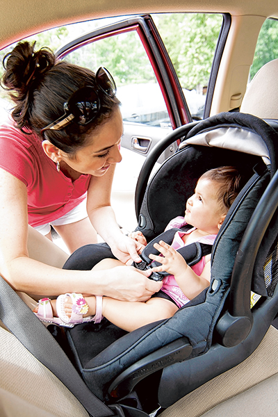 Leaving children in parked cars can have deadly results