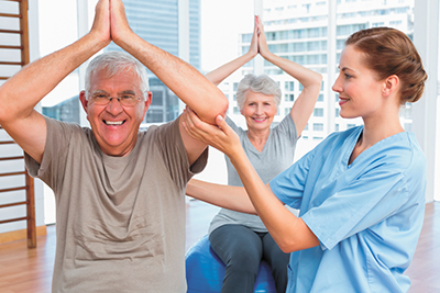 Yoga practice beneficial even for people living with dementia
