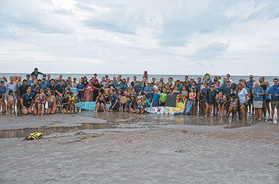 Everyone had 'Fun in the Sun' – despite the rain