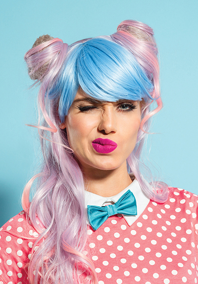 Rock a new, stylish hairdo when you head back to school