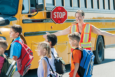 Back-to-school safety reminders for students of all ages