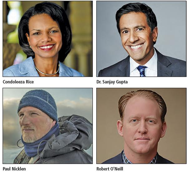 Inaugural speaker series brings leaders to Lowcountry