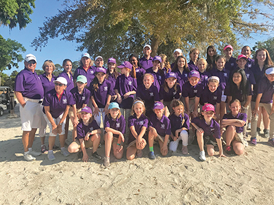 Thanks to LPGA, girls becoming more interested in golf