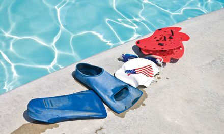 Use swim accessories wisely to help increase efficiency
