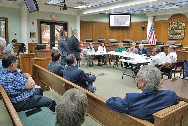 Developer, county at odds regarding zoning code for Bay Point
