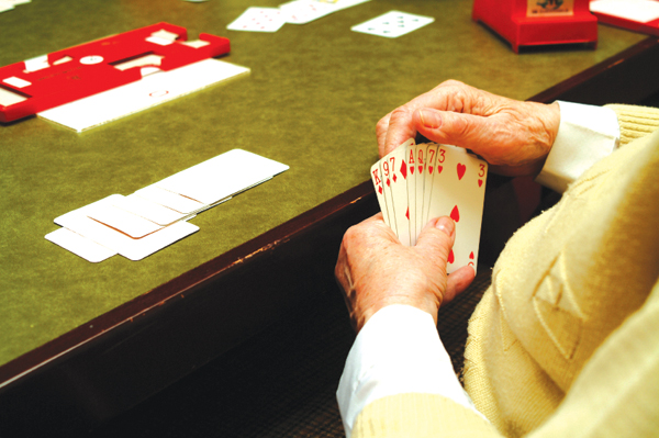 Good bridge includes knowing how best to play a bad hand