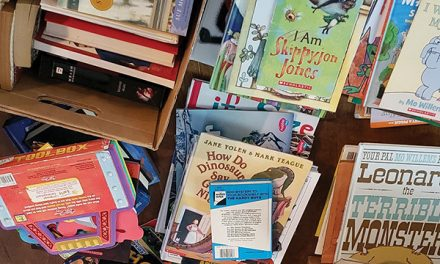 Girl Scout Cadettes seek book donations for new reading nook