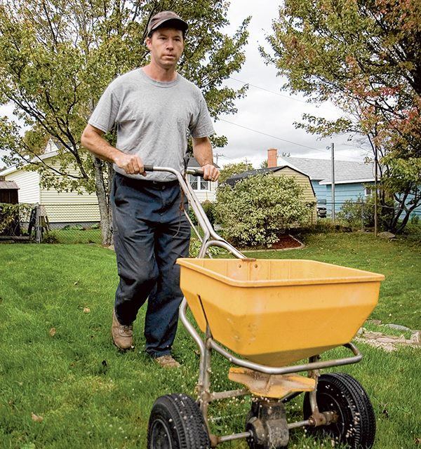 Don't be fooled by spring-like weather; finish winter chores