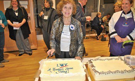100 years of empowering  voters, defending democracy