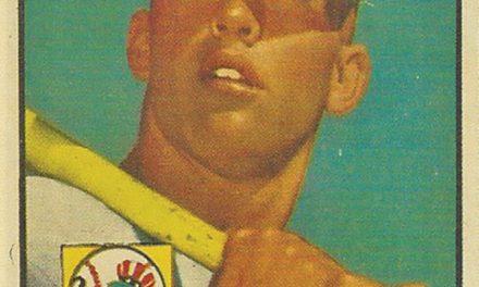 Vintage baseball card, tickets remain top collectibles