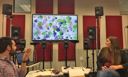 College grad creates app for  making music with cell phone