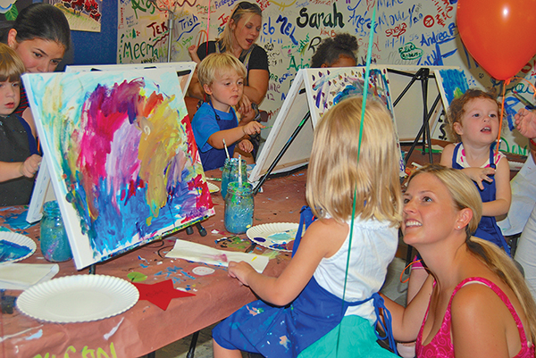Lover of birthday parties creates way to delight any child – free