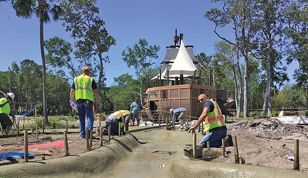 Progress on town's public projects continues despite pandemic