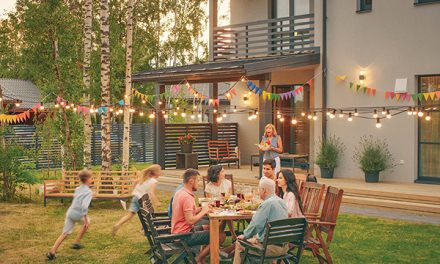 Have fun in your ultimate high-tech backyard this summer
